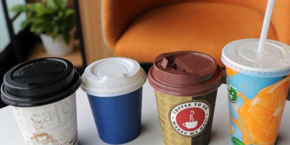 Disposable paper cup wholesale supplier